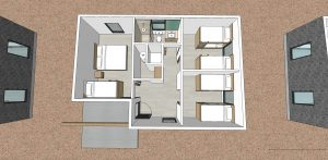 House layout for 8 kids